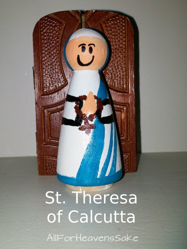 St Theresa of Calcutta